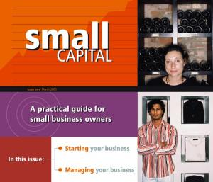 A practical guide for small business owners - Standard Bank