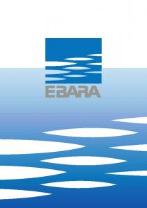 CENTRIFUGAL PUMPS - Ebara Pumps Online