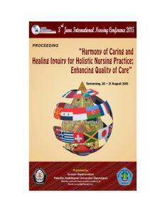 IMPLEMENTATION OF HOLISTIC NURSING IN LEADERSHIP AND MANAGEMENT