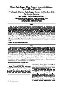 JURNAL ELEKRONIKA DAN TELEKOMUNIKASI VOLUME 13 NOMOR 1 JUNI 2013