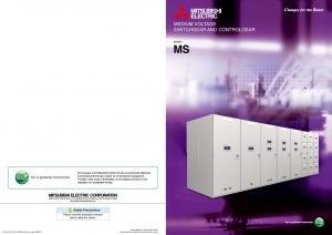 MODEL MS - Mitsubishi Electric