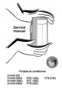 Service manual - Carrier
