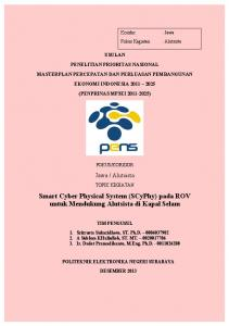 SMART CYBER PHYSICAL SYSTEM